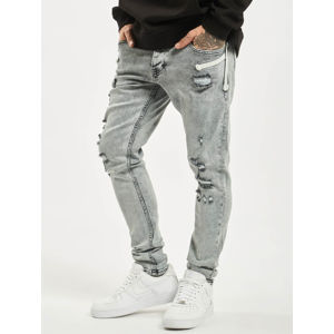 2Y / Slim Fit Jeans Malik in grey