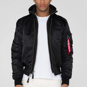 Bunda Alpha Industries MA-1 D-Tec SE Jacket Black Black