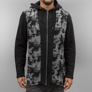 Bangastic Sunday Zip Hoody Black