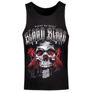 Blood In Blood Out Blood Black Honor Tanktop