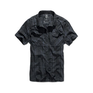 Brandit Roadstar Shirt blk/blue