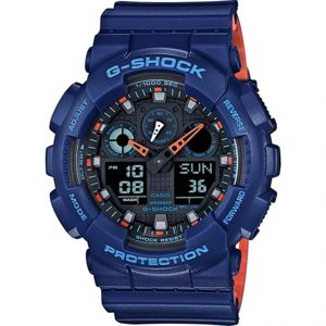 Casio G-Shock GA 100L-2A (411)