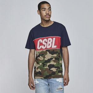 Cayler & Sons BLACK LABEL t-shirt CSBL Ante Up Tee navy / mc