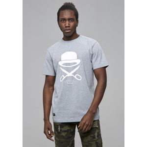 Cayler & Sons C&S PA Icon Tee grey heather/white