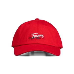 Cayler & Sons Forever The Six Curved Cap red
