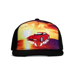 Cayler & Sons Sunset Wild Car Snapback Cap - black