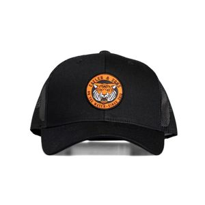 Cayler & Sons The Watch Curved Trucker Cap black
