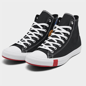 Tenisky Converse Chuck Taylor All Star Multi Logo Hight Top Black