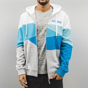 Dangerous DNGRS Limited Edition II Zip Hoody Blue/White/Grey