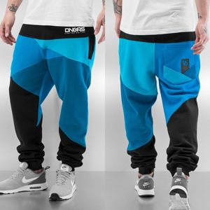 Dangerous DNGRS Locotay Sweat Pants Blue/Black