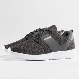 Dangerous DNGRS Mesh Sneakers Grey/Black