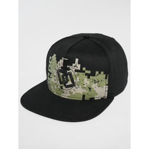 Dangerous DNGRS / Snapback Cap DoubleD in black