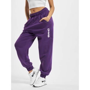 Dangerous DNGRS / Sweat Pant Leila in purple