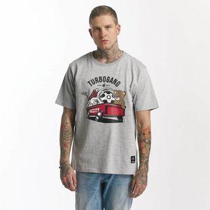 Dangerous DNGRS / T-Shirt Wagon in grey