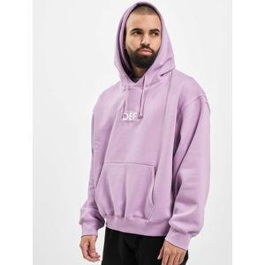 DEF / Hoodie Sean in purple