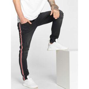 DEF / Slim Fit Jeans Burt in black
