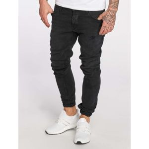 DEF / Slim Fit Jeans Skom in black