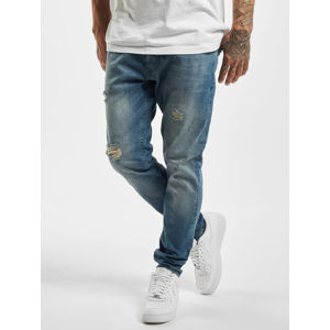 DEF / Straight Fit Jeans Jimmy in blue
