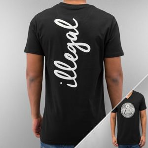 Just Rhyse Illegal T-Shirt Black