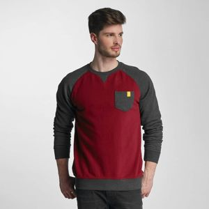 Just Rhyse Oslo Var Sweatshirt Dark Grey Melange Port