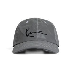 Karl Kani Signature Cap Reflective silver
