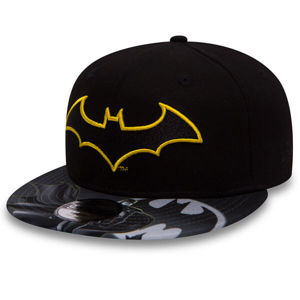 DĚTSKÁ KŠILTOVKA New Era 9Fifty Child Batman Character outline Enfant Noire