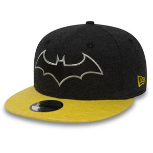 DĚTSKÁ KŠILTOVKA New Era 9Fifty Youth Batman Character Jersey Black