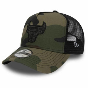 Dětská kšiltovka New Era 9Forty Youth NBA A Frame Trucker Character Chicago Bulls Camo