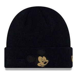 Dětský kulich New Era Youth Character Cuff Mickey Mouse Navy Gold