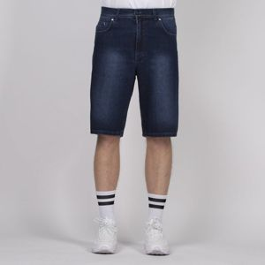 Mass Denim Base Shorts Jeans regular fit dark blue