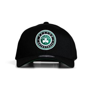 Mitchell & Ness snapback Boston Celtics black Varsity Patch 110