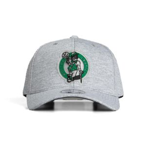 Mitchell & Ness snapback Boston Celtics grey heather Melange Knit 110