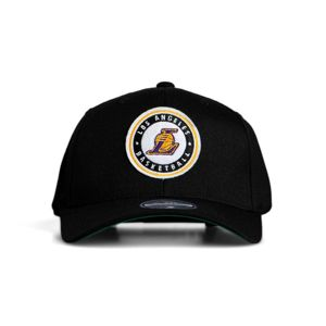 Mitchell & Ness snapback Los Angeles Lakers black Varsity Patch 110