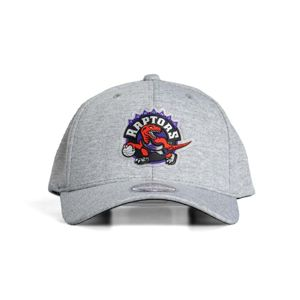 Mitchell & Ness snapback Toronto Raptors grey heather Melange Knit 110
