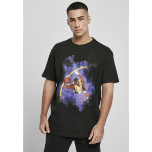 Mr. Tee Basketball Clouds 2.0 Oversize Tee black