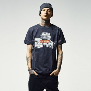 Mr. Tee C.R.E.A.M Bundle Tee charcoal