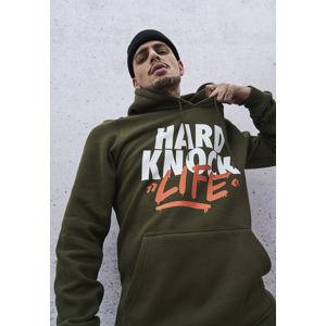 Mr. Tee Hard Knock Hoody olive