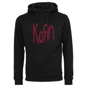 Mr. Tee Korn Logo Hoody black