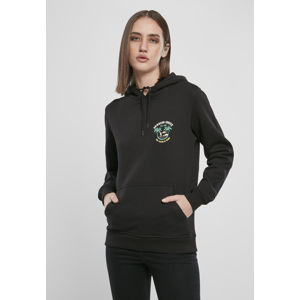 Mr. Tee Ladies Hawaiian Surfer Hoody black