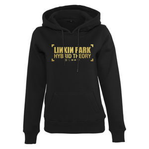 Mr. Tee Ladies Linkin Park Anniversay Logo Hoody black
