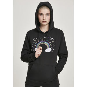 Mr. Tee Ladies Save the World Hoody black