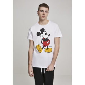 Mr. Tee Mickey Mouse Tee white