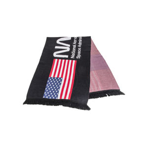 Mr. Tee Nasa Big Scarf black