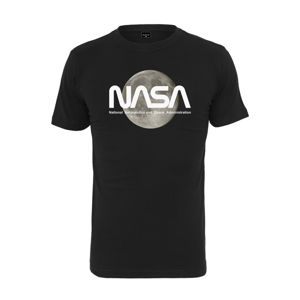 Mr. Tee NASA Moon Tee black
