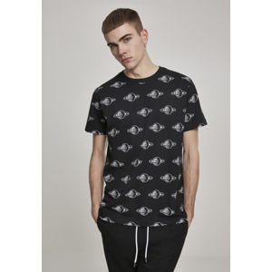 Mr. Tee NASA Planet Tee black