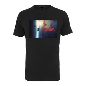 Mr. Tee NASA Planet Trip Tee black