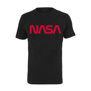 Mr. Tee NASA Worm Tee black/red