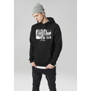 Mr. Tee Pray 2.0 Hoody black