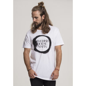 Mr. Tee Swedish House Mafia Logo Tee white