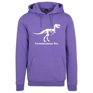 Mr. Tee T-Rex Hoody ultraviolet
